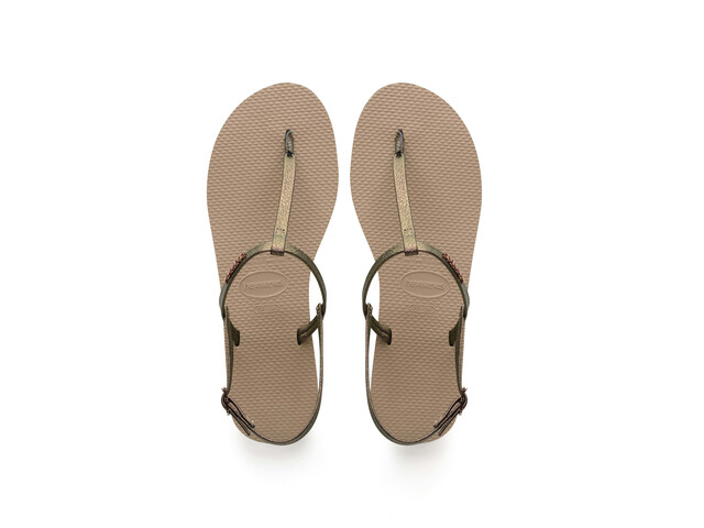 havaianas You Riviera Sandals Women Rose Gold